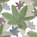 Floral pattern  by hutofdesigns
