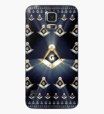 Freimaurer Symbolismus Hülle & Klebefolie für Samsung Galaxy