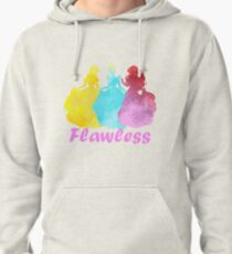 Flawless Inspired Silhouette Pullover Hoodie