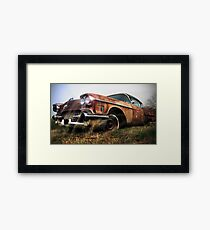 1958 Sixty Special  Framed Print