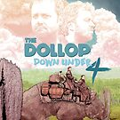 DOLLOP - Down Under 4 Tour Poster by James Fosdike