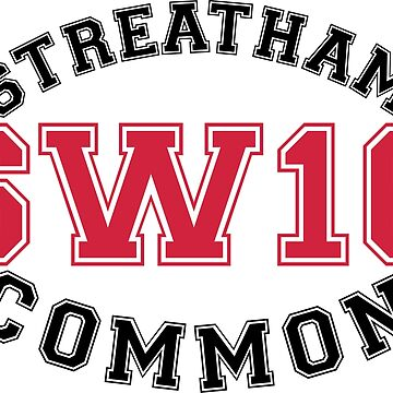 Streatham Common SW16 by creativesinc