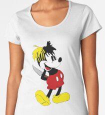 Xxxtentacion mouse Women's Premium T-Shirt