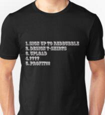 rebubble ???? Profit!! Unisex T-Shirt