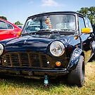 Classic Mini by Benjamin Wilkinson