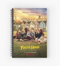 Fuller House cast merch Spiral Notebook