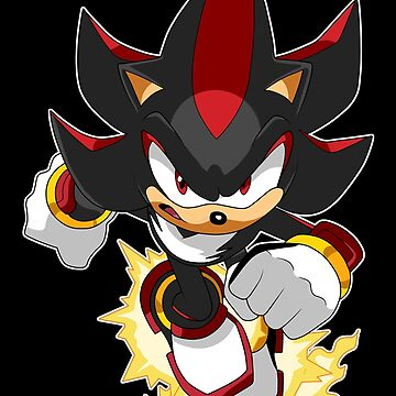 Shadow the Hedgehog by GiggleTees