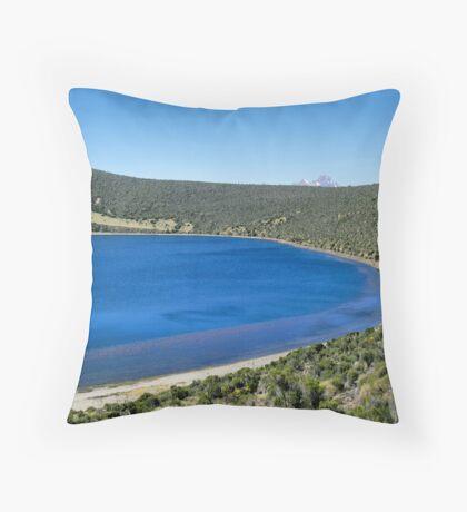 Lake Alice Throw Pillow
