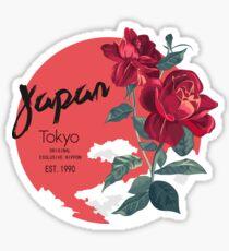 Japan Tokyo  Sticker
