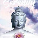 Serenity Buddha by Daniel Lucas