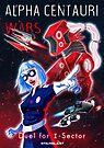 « Alpha Centauri Wars - Duel du secteur I » par neuronality