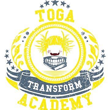 Toga Academy. by hybridgothica
