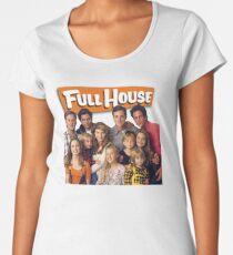 Full house case Women's Premium T-Shirt