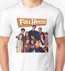 voller Hausbesetzung Unisex T-Shirt