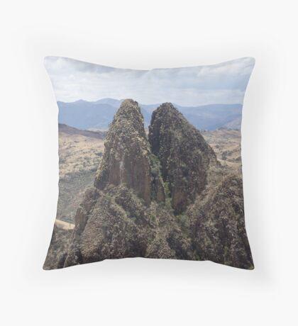 Rift Valley 1 Throw Pillow