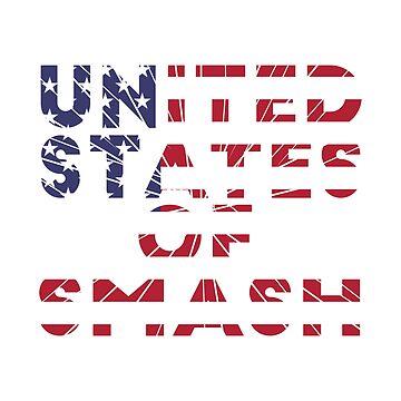 United States of Smash! by Lucasman