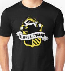 Huffletuff Hogweights Swolecraft Liftery Unisex T-Shirt