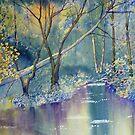 WYKEHAM FOREST by Glenn Marshall