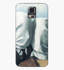 René Magritte - Die Liebhaber II Hülle & Klebefolie für Samsung Galaxy