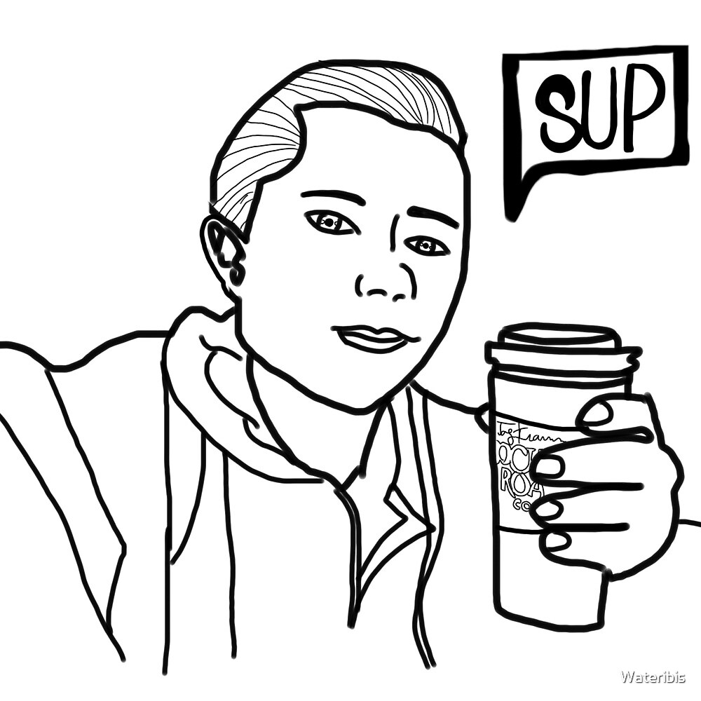 Sup & coffee by Wateribis