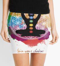 Yoga Mini Skirt