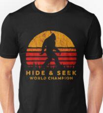 Hide And Seek World Champion Shirt Unisex T-Shirt