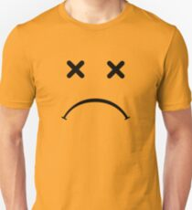 Sad Smiley - After Party T-Shirt