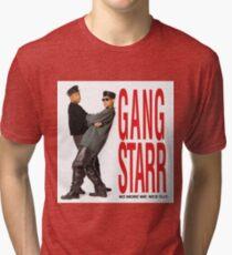 Camiseta de tejido mixto pandilla starr- no más señor buen chico