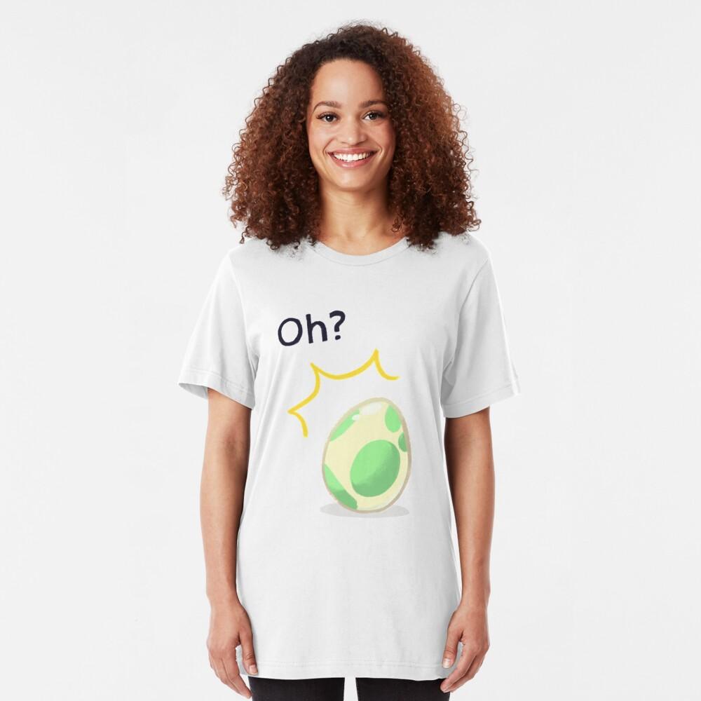 Egg Hatcher - 2km Slim Fit T-Shirt