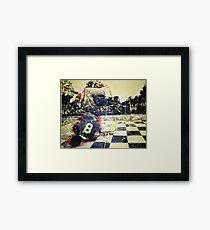 #551 Framed Print
