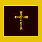 The Cross (Yellow Theme) by Joe Lach