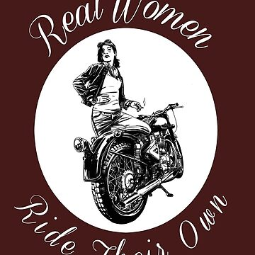 Feminist Motorcyclist Design by Atkisson