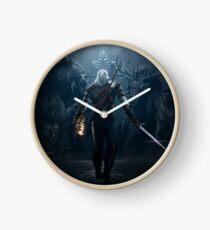 Let the hunt begin Clock