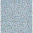 Fabric Flower Pattern by pixelspin