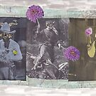 A Trio of Floral Gunslingers by mickpro