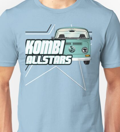 Volkswagen Kombi Tee Shirt - Kombi Allstars Lowlight T-Shirt