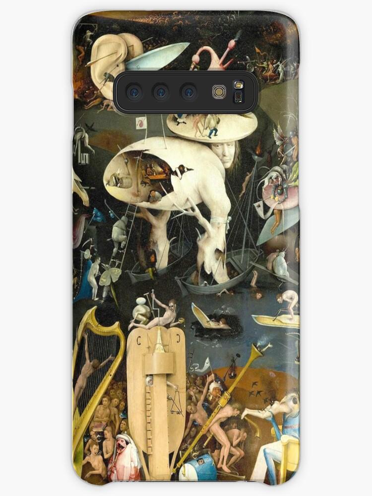 \u0027HD Hell, by H. Bosch HIGH DEFINITION \u0027 Case/Skin for Samsung Galaxy by  mindthecherry