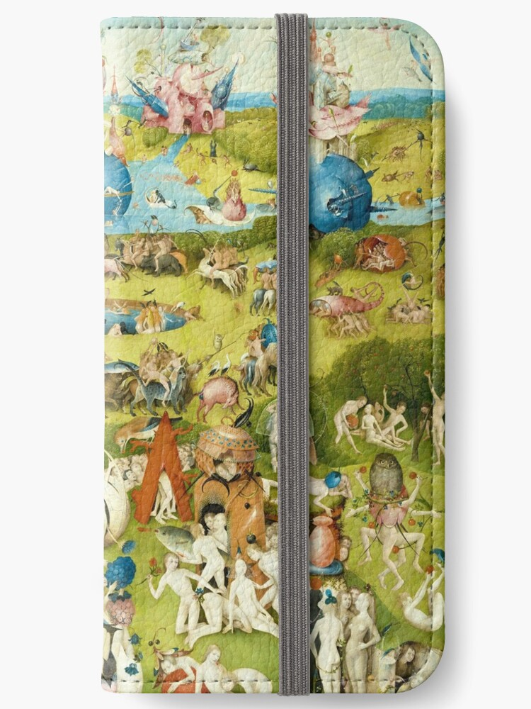Quot Hd Garden Of Earthly Delights By Hieronymus Bosch High