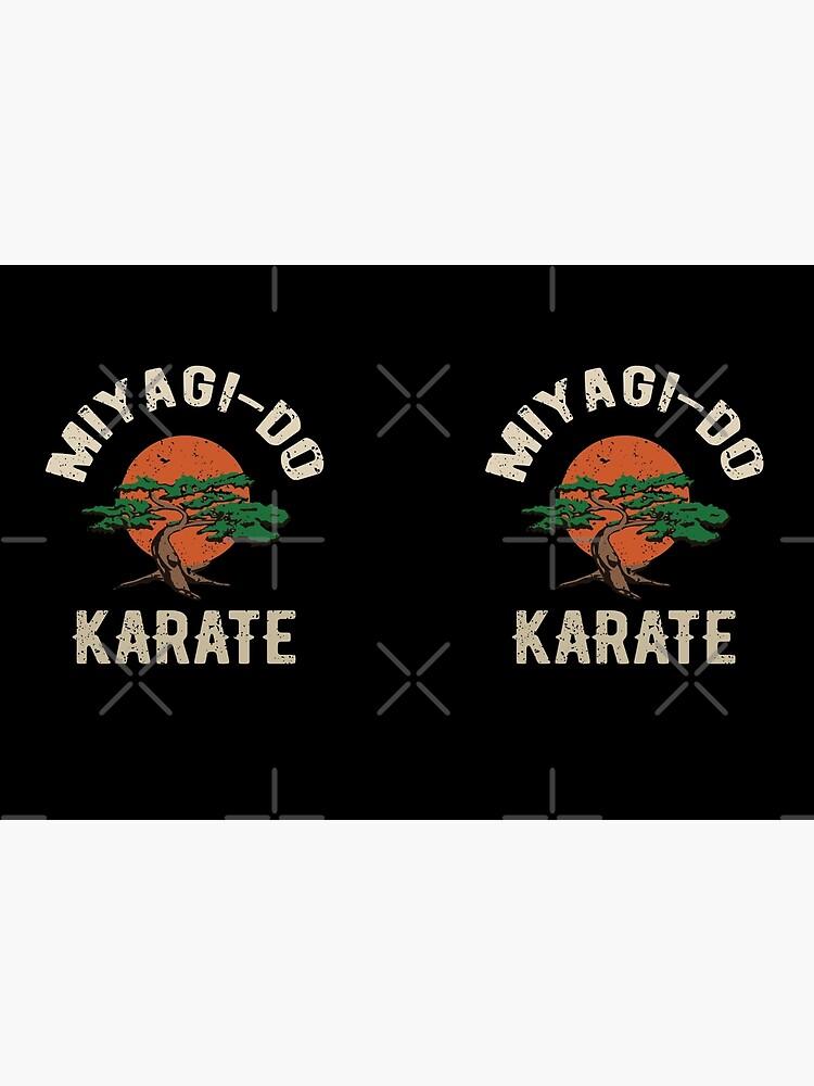 Miyagi tun Karate-Distress-T-Shirt von holidays4you