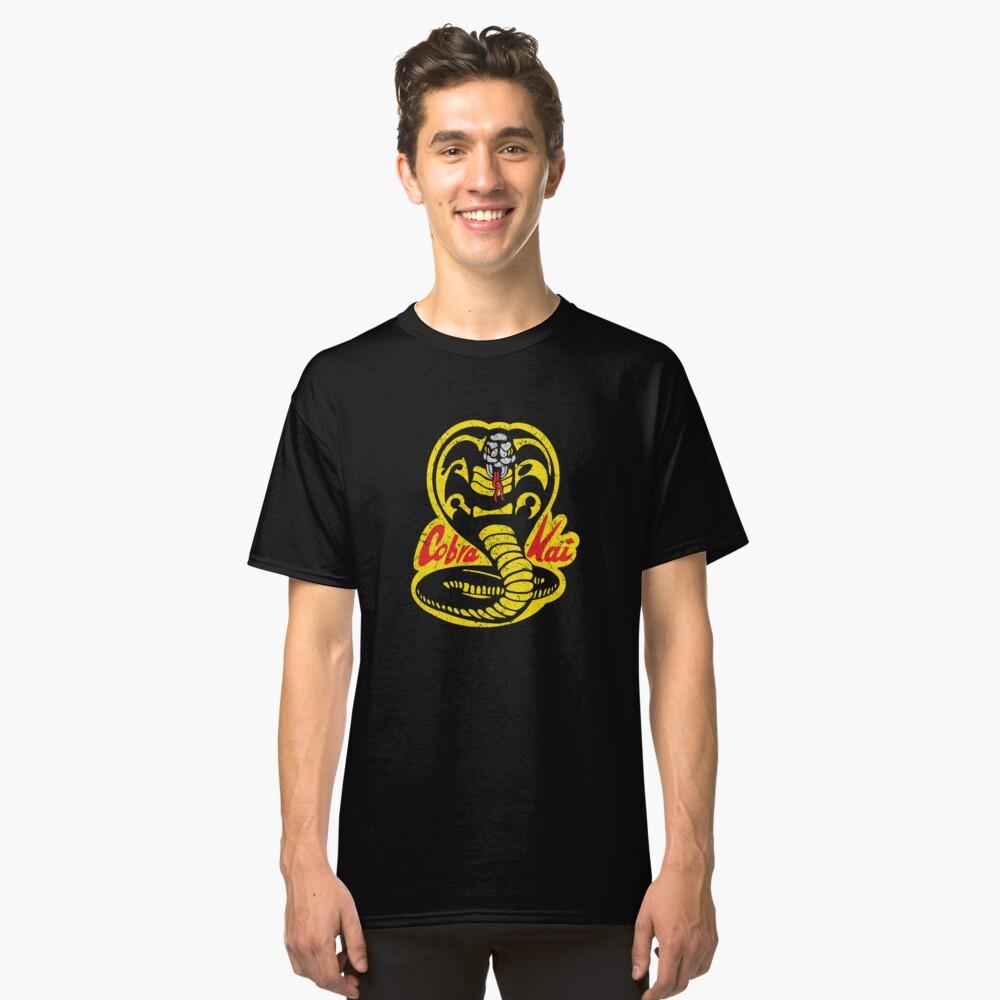 Cobra Kai Distress T-Shirt Classic T-Shirt