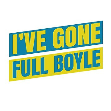 Full Boyle by snitts
