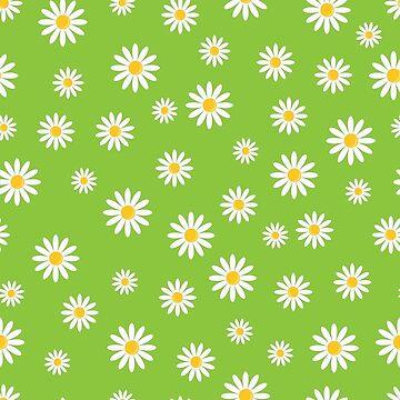 Daisy Field by fatbanana