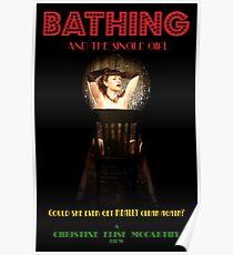 Bathing & the Single Girl Poster 3 Poster