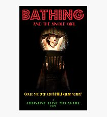 Bathing & the Single Girl Poster 3 Photographic Print