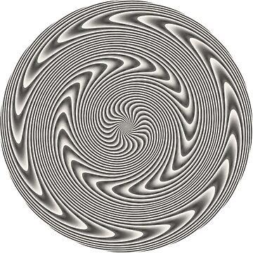 circle black by GraziaDesigner