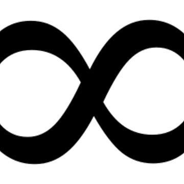 Infinity Symbol by sweetsixty