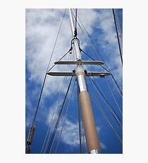 mast Photographic Print