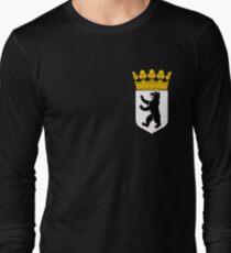 Berlin coat of arms Long Sleeve T-Shirt