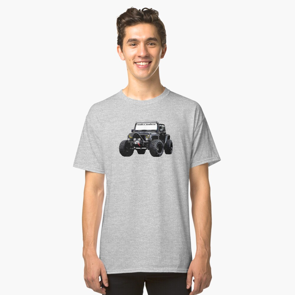 Shift Shirts New Discoveries Classic T-Shirt