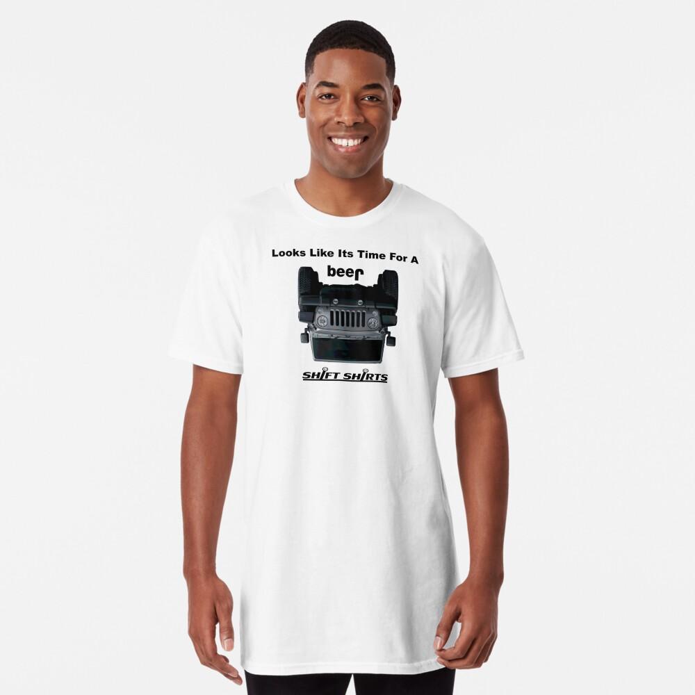 Shift Shirts Got Beer Long T-Shirt